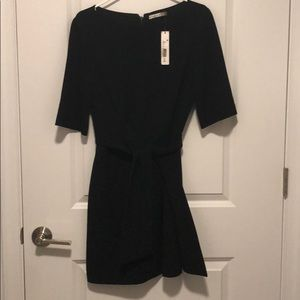Alice & Olivia Tie Waist Dress